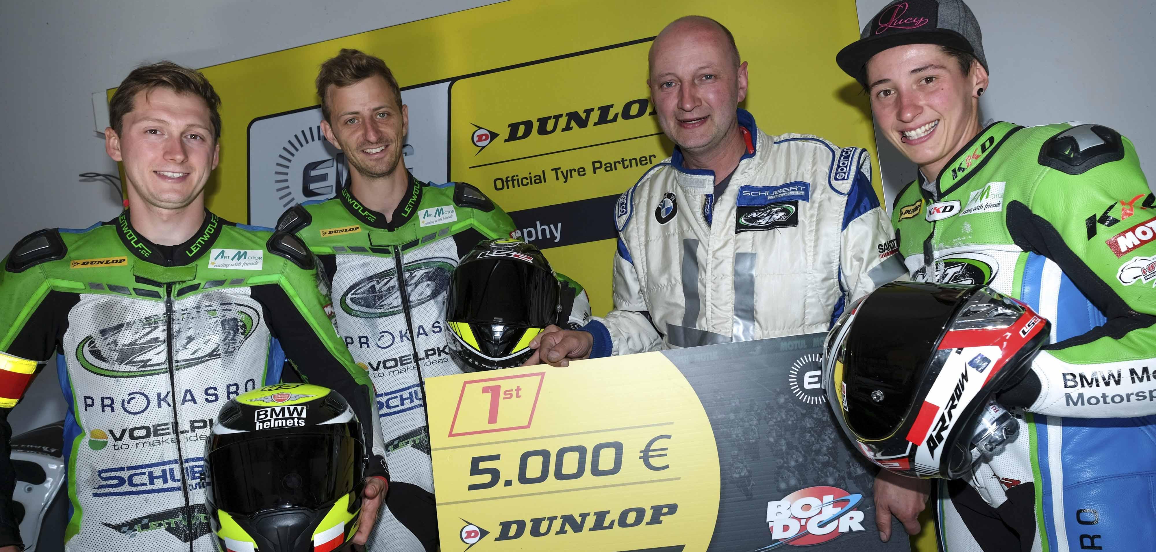Völpker NRT48 Schubert Motors wins EWC Dunlop Independent Trophy