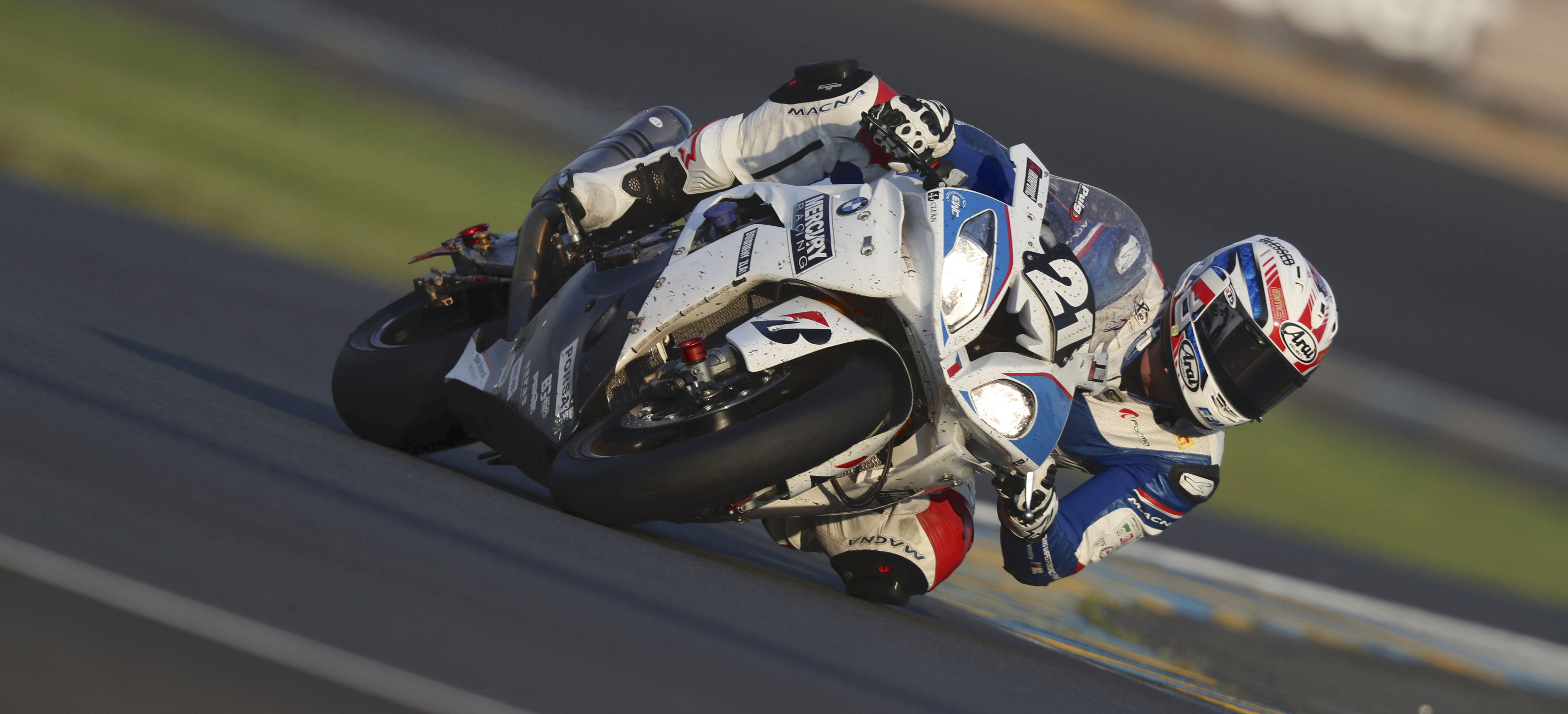 Mercury Racing is top privateer team of the 2017-2018 FIM EWC